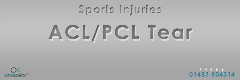 ACL/PCL Tear